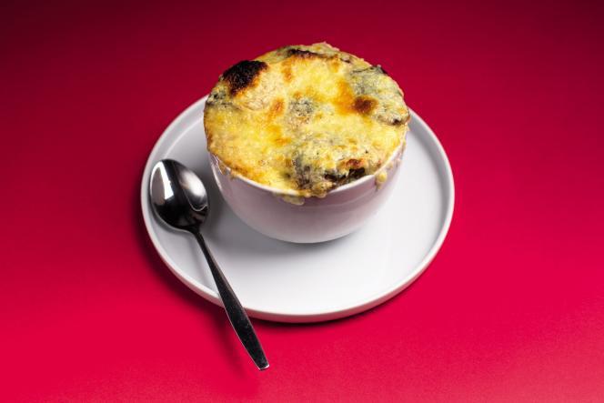La soupe à l'oignon de Carlo Petrini.