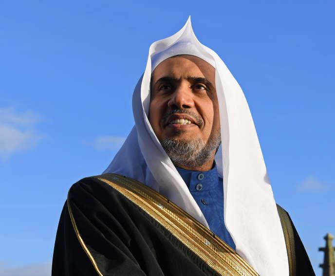 Mohamed Abdelkarim Al-Issa à Paris, en novembre 2017.