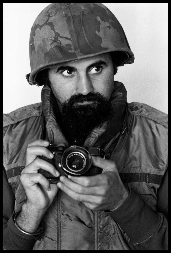 Abbas au Sud-Vietnam, en 1973.