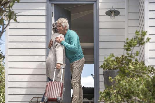 La hausse des acquéreurs de 60 ans et plus s'explique principalement par le vieillissement de la population.