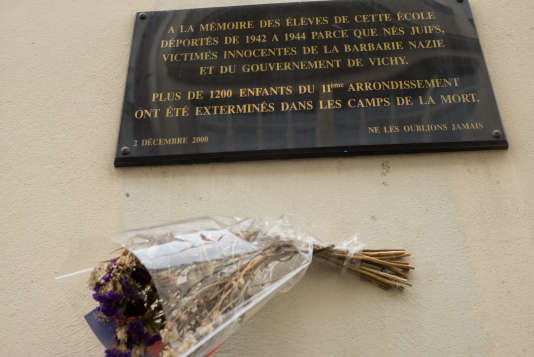 """Résultat de recherche d'images pour """"Paris 11e, une histoire juive"""""""