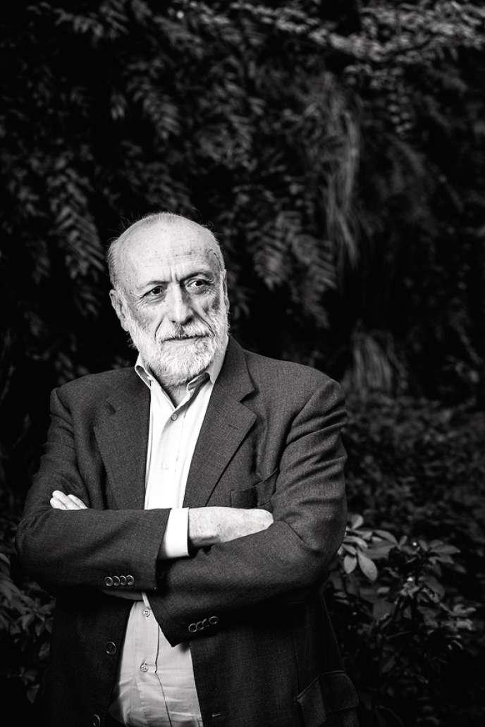 Carlo Petrini, fondateur du mouvement Slow Food.