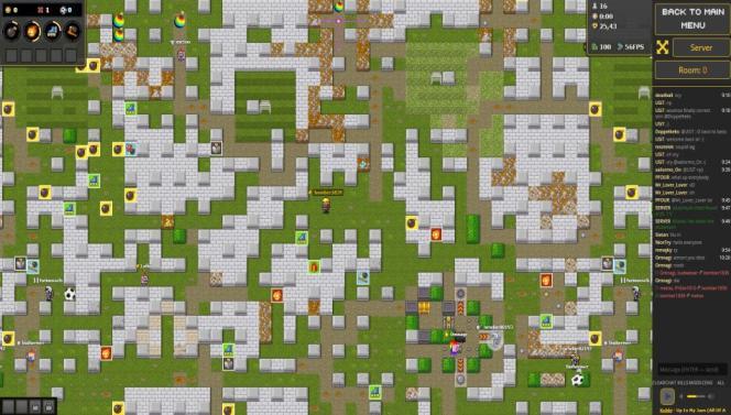 « Game of Bombs», ou la tentation d'un Bomberman-like à plusieurs dizaines de joueurs, à la façon d'un battle royale moderne.