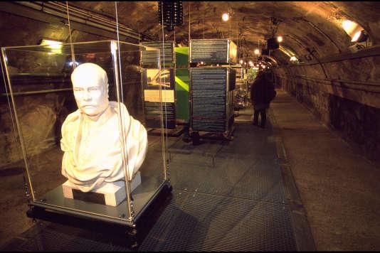Le musée historique des égouts, sous les rues de la capitale.