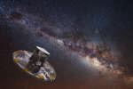 Voici la carte de la Voie lactée la plus détaillée jamais produite. Lancé fin 2013, le satellite européen Gaia, qui scrute les sources lumineuses de notre galaxie, est positionné à 1,5 million de kilomètres de la Terre. Il exécute 500 millions de mesures par jour. Les données sont transmises au sol et traitées par un consortium réunissant 450 scientifiques de 20 pays. Tout le monde peut désormais y avoir accès grâce à un catalogue sur internet.