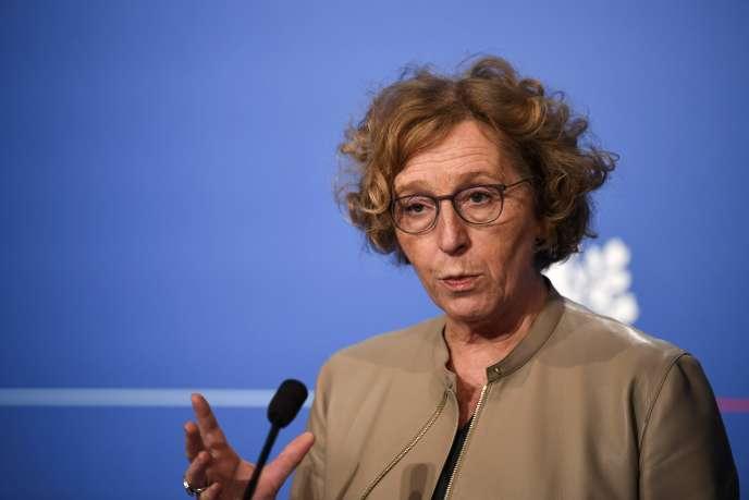 «Au terme de la réforme, tous les salariés à temps partiel, qui sont en majorité des femmes, bénéficieront des mêmes droits que les salariés à temps plein» (La ministre du travail Muriel Pénicaud, le 27 avril, à Paris).