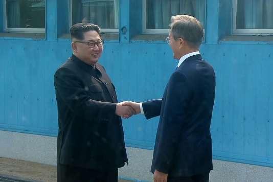 Trump tenté par la frontière entre les deux Corées — Sommet avec Kim