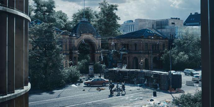 «The Rain», première production danoise de Netflix, diffusée à partir du 4mai.