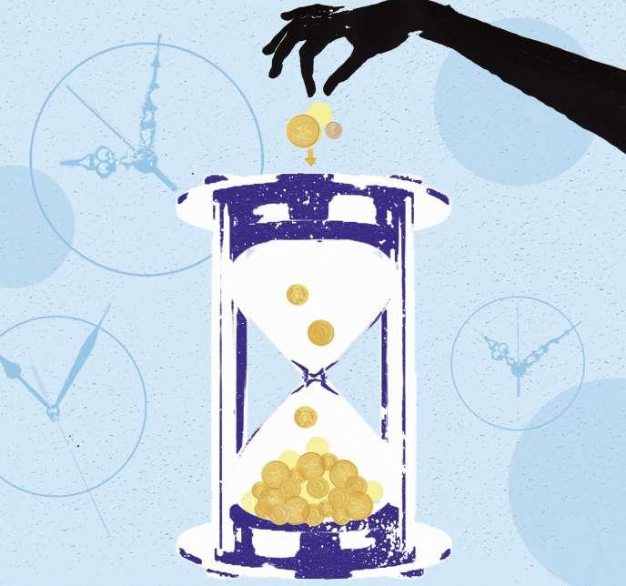 L'épargne salariale est en principe bloquée pour longtemps