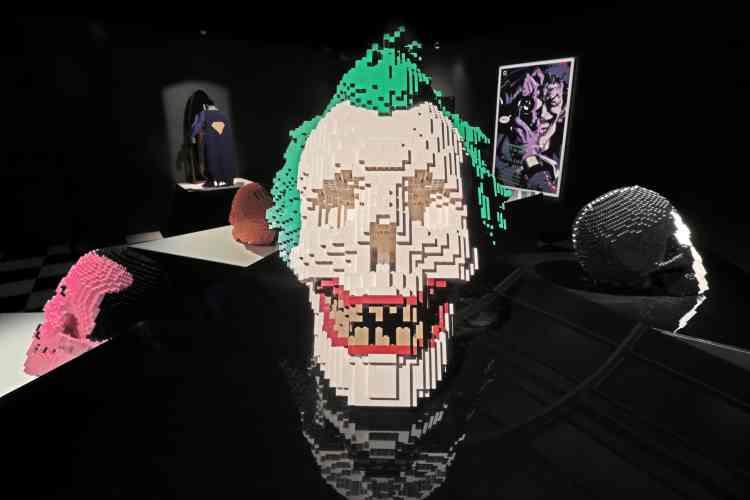 Une autre version de Joker.