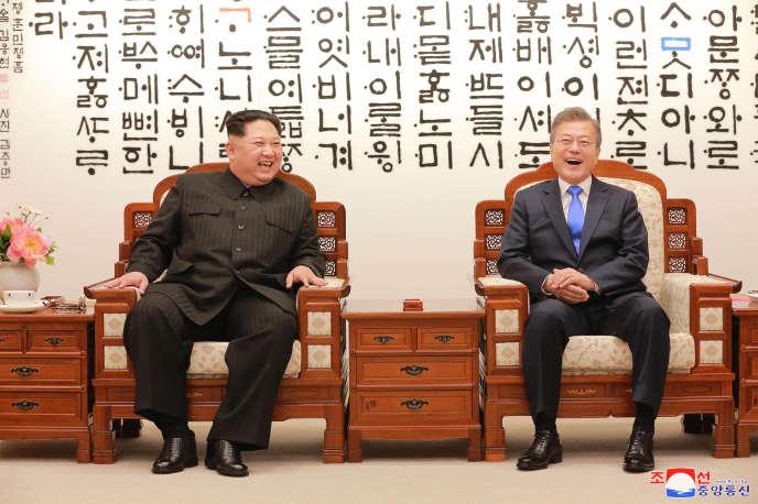 Les deux Corées ne partagent pas la même heure depuis 2015