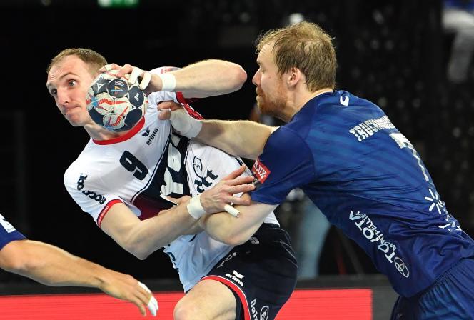 Flensburg n'a rien pu faire face à la défense montpelliéraine et s'est incliné 29-17 dans le quart de finale retour.