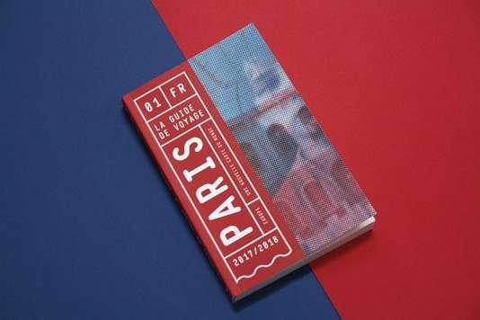 Image de promotion de «La Guide de voyage» sur Paris.