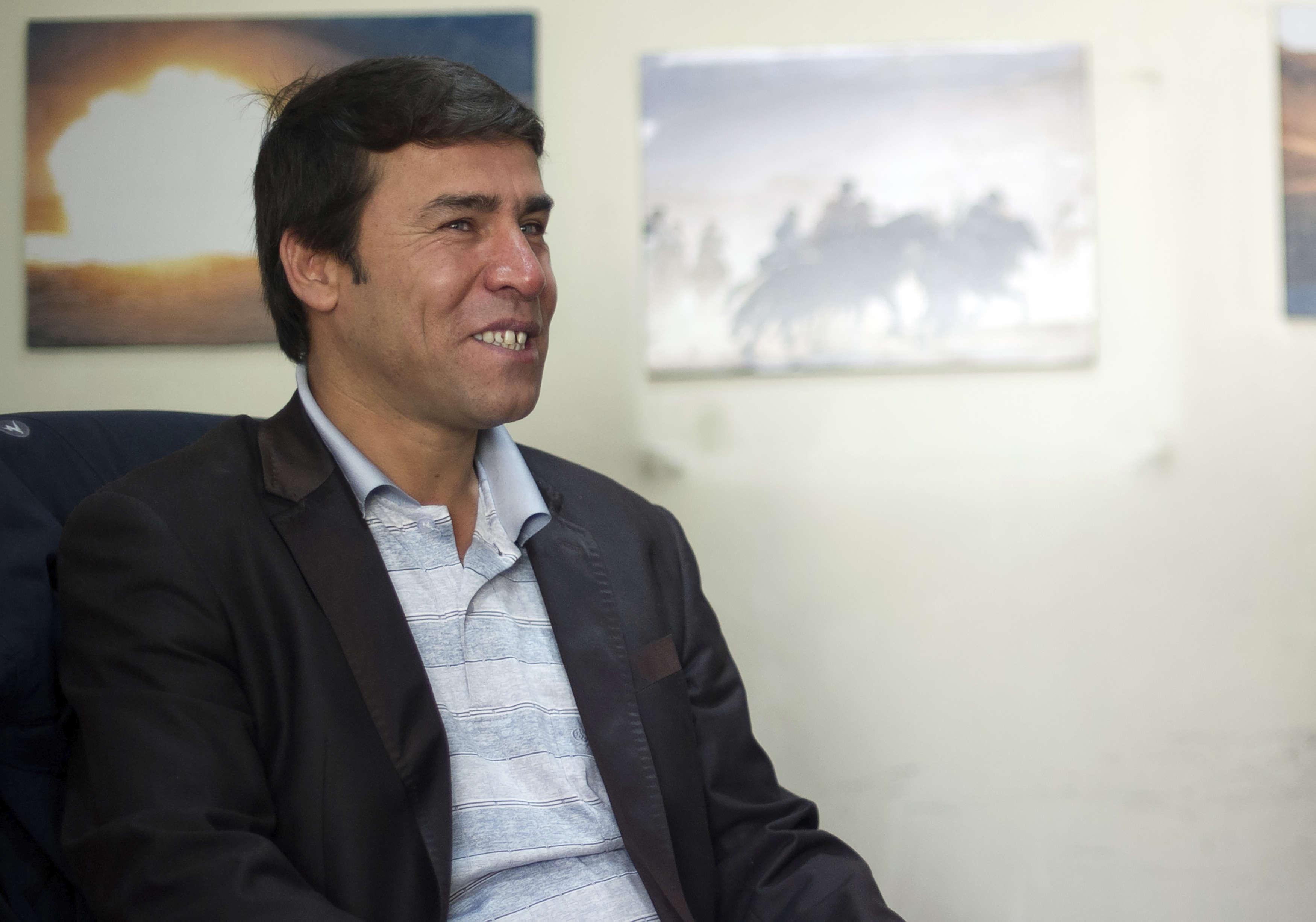 A l'AFP depuis 22 ans, Shah Marai est mort à Kaboul le 30 avril d'une attaque à la bombe revendiquée par l'organisation Etat islamique.