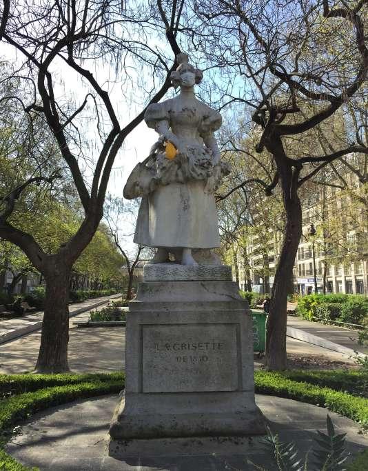 La Grisette, boulevard Jules Ferry, à Paris.