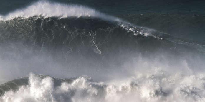 Surfer record