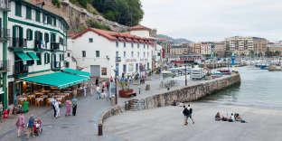 Le petit port de pêche de Saint-Sébastien.
