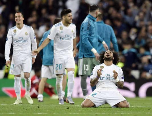 Le Real s'est qualifié pour la finale de la Ligue des champions.