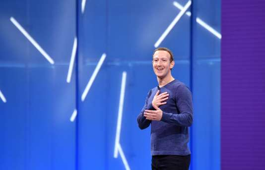 Mark Zuckerberg a multiplié les annonces à l'ouverture de la conférence F8, à San Jose, en Californie.