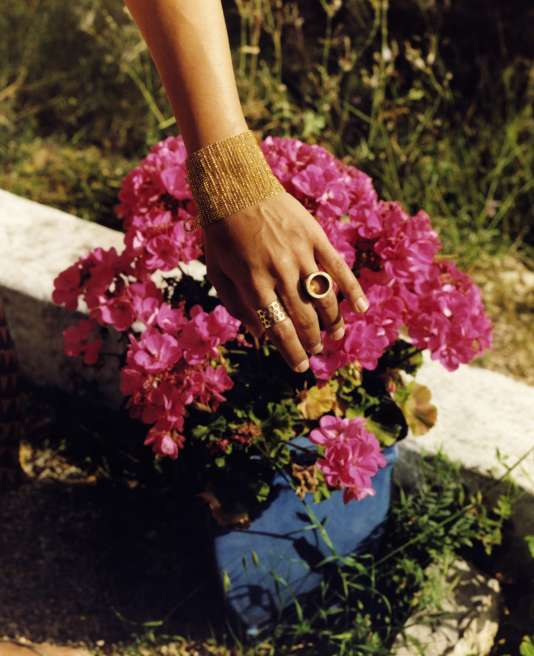 Golshifteh Farahani porte un prénom inventé pour elle. Il signifie«éprise de la fleur».