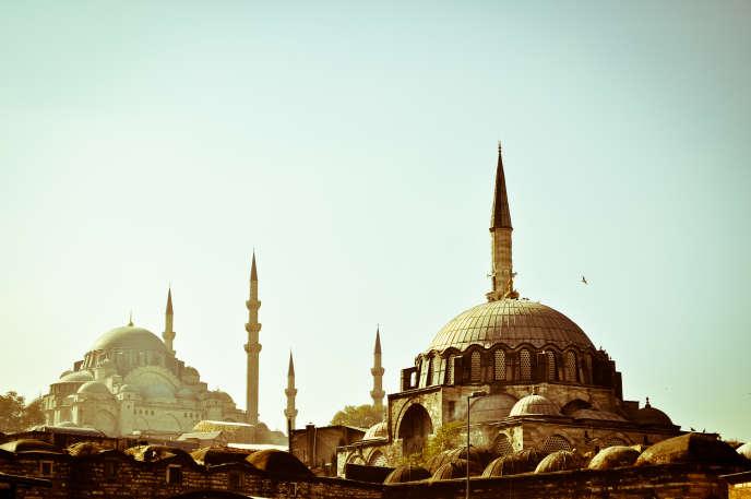 Istanbul, qui fut capitale de l'empire ottoman.