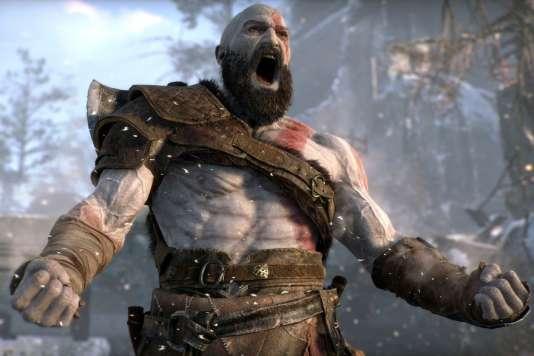 Kratos, le héros du nouveau« God of War», a battu le record des ventes pour une exclusivité PlayStation 4.