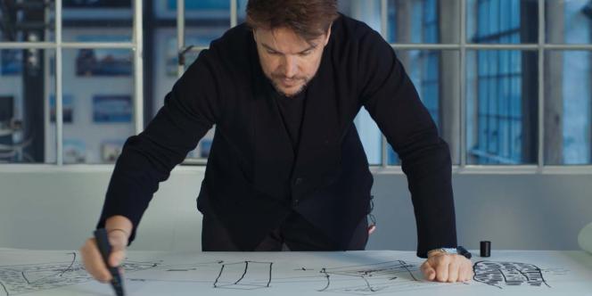 Le Danois Bjarke Ingels s'est imposé en quelques années comme l'enfant prodige de l'architecture mondiale.