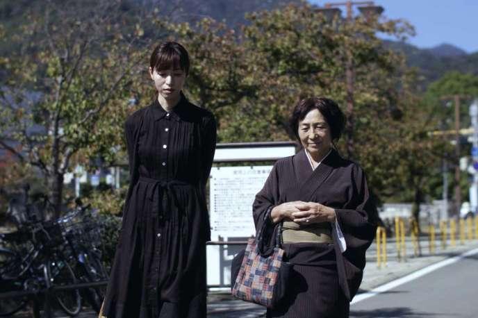 « Senses» de Ryusuke Hamaguchi est uneversion redécoupée de son film «Happy Hour» (2015), d'une durée initiale de cinq heures et dix-sept minutes.
