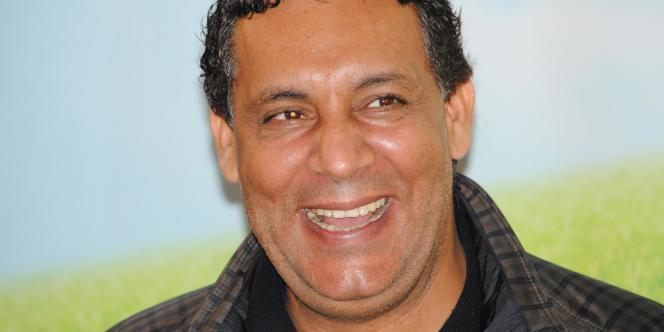 Mustapha El Haddaoui.