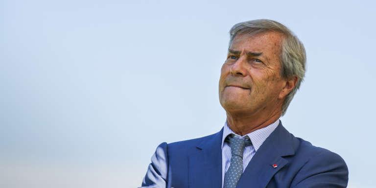Vincent Bolloré, à Paris, le 26 juin 2017.