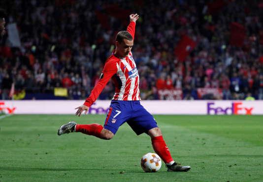 Antoine Griezmann pourrait quitter l'Atletico Madrid cet été. Avant cela, il entend offrir à son club une Ligue Europa.