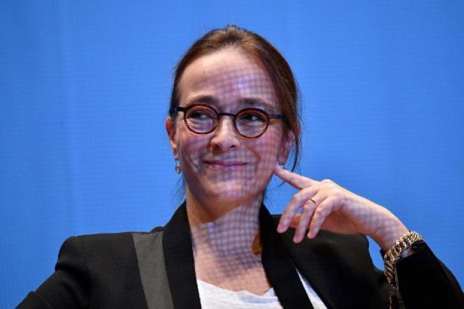 Delphine Ernotte, présidente de France Télévisions, en septembre 2017.