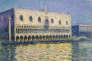 «Le Palais ducal» de Venise (1908), de Claude Monet, huile sur toile, 81 × 99,1 cm.