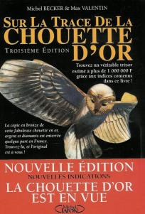 Le livre«Sur la trace de la chouette d'or» est sorti le 15 mai 1993.