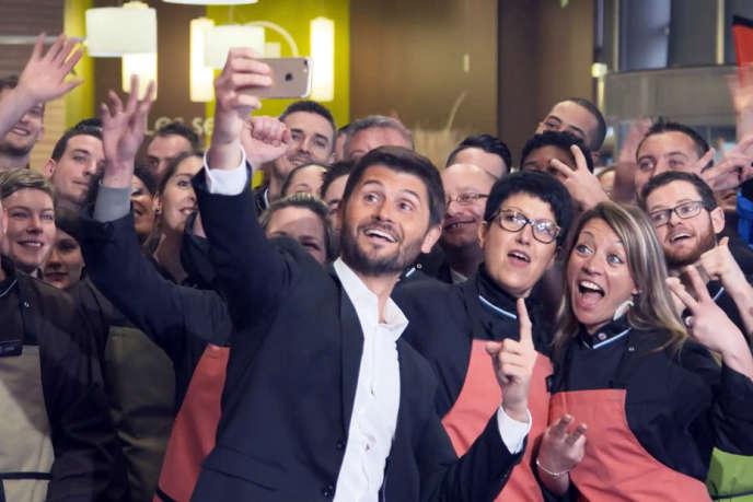 TF1 Publicité Live conçoit des opérations en capitalisant sur le succès d'émissions de la chaîne, comme «L'Epreuve du goût» pour le distributeur Système U.