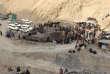 La mine deMarwaarh, à 45 km à l'Est de Quetta, la capitale de la région riche en hydrocarbures du Balochistan, le 5 mai 2018.