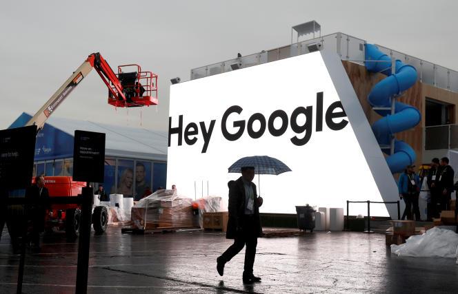 Google avait déjà payé une amende aux Etats-Unis pour les mêmes faits, en 2012.