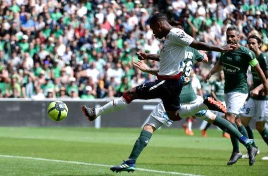 Malcom a inscrit le troisième but bordelais à Saint-Etienne.