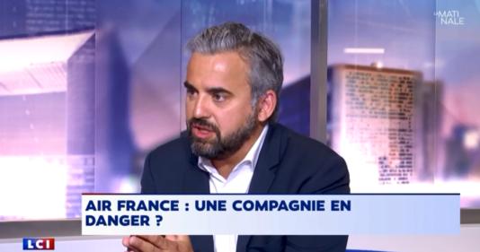Le député de La France insoumise Alexis Corbière, lundi 7mai, sur LCI.