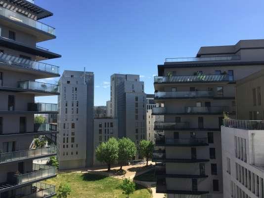 Follement-Gerland, le premier lotissement innovant de la ZAC des Girondins.