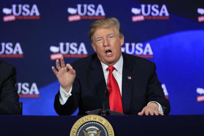 Donald Trump compte annoncer sa décision concernant l'accord sur le nucléaire iranien mardi 8 mai.
