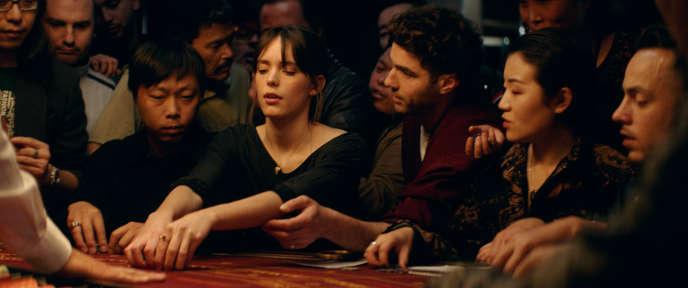 « Joueurs» de Marie Monge, produit par Michaël Gentile,sélectionné à la Quinzaine des réalisateurs.