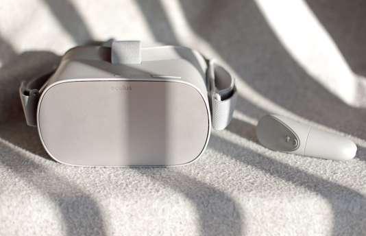 Le dernier casque d'Oculus espère démocratiser la réalité virtuelle.