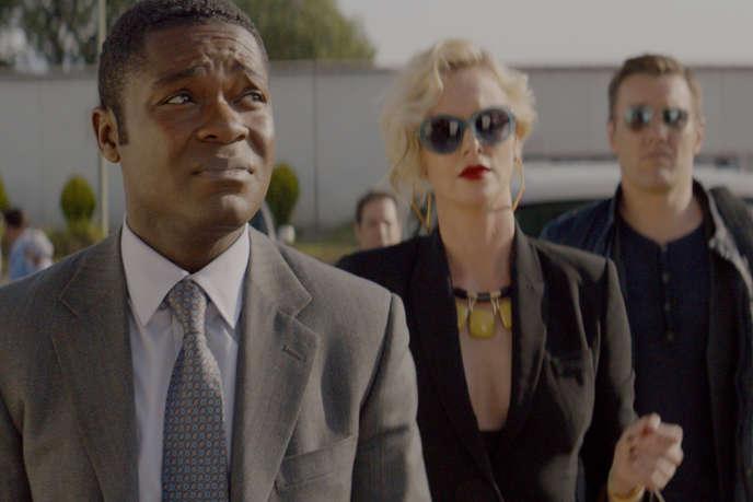 David Oyelowo, Charlize Theron et Joel Edgerton dans« Gringo», deNash Edgerton.