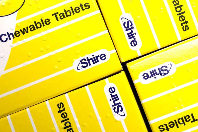 Le japonais Takeda offre 52 milliards d'euros pour acquérir le laboratoire irlandais Shire, très présent sur le marché des maladies rares.