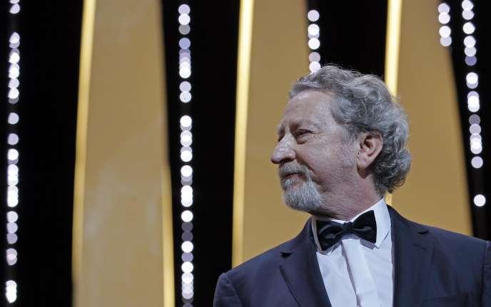 Robert Guédiguian, cinéaste et membre du jury du Festival de Cannes2018.