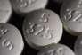Des comprimés d'oxycodone-acétaminophène, un opioïde, à New York, en 2017.