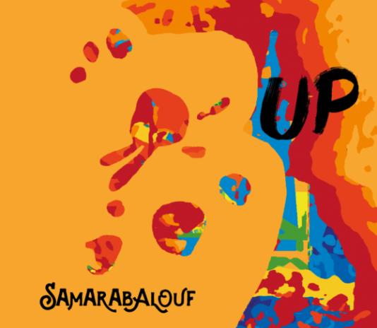 Pochette de l'album« Up» de Samarabalouf.