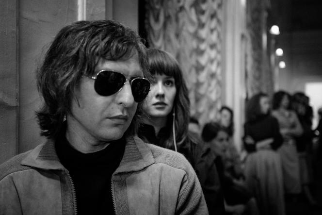 Roman Bilyk (alias Roma Zver) et Irina Starshenbaum dans «Leto», de Kirill Serebrennikov, en compétition au 71e Festival de Cannes.
