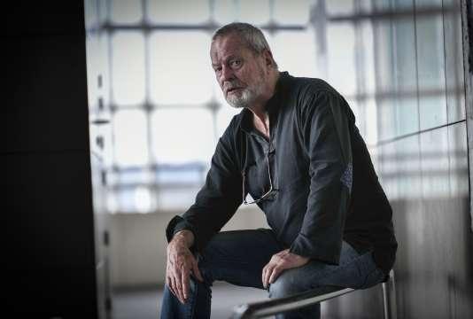 Le réalisateur britannique Terry Gilliam est au cœur d'une bataille juridique avecle producteur portugais Paulo Branco.